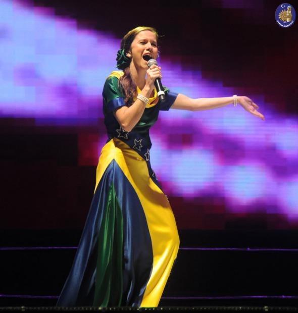 Türkçe olimpiyatları İslam a ters