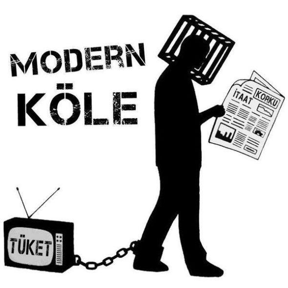 modern köle